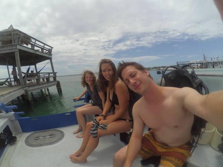 Travel Guide Utila Island Caribbean Honduras Central America Scuba Diving
