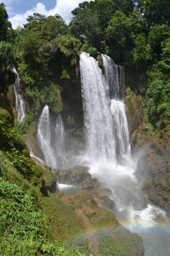 Travel Guide Tegucigalpa Honduras Central America Pulhapanzak Waterfall