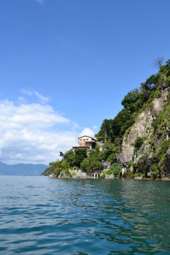 Travel Guide Lake Atitlan Volcano Highlands Guatemala Central America