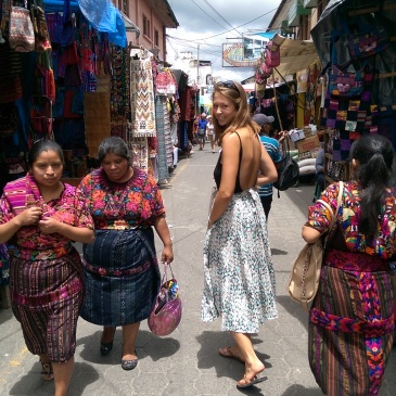 Travel Guide Chichicastenango Guatemala Antigua Central America Mayan Market