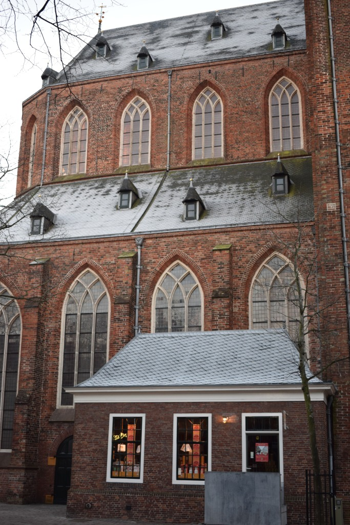 Travel Guide Groningen Holland Netherlands Europe A-Kerk