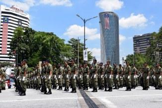 National Independence Day Kuala Lumpur