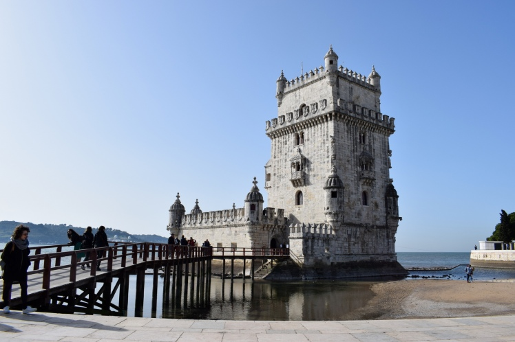 Lisbon Lisboa Portugal City Trip Belem Tower