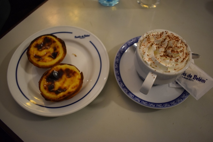 Travel Guide Lisbon Lisboa Belem Portugal City Trip Pasteis de Belem