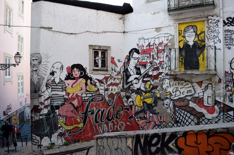 Travel Guide Lisbon Lisboa City Centre Trip Street Art