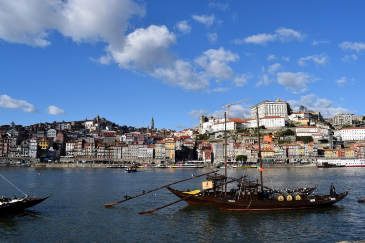 Travel Guide Port Porto Portugal City Trip River Douro Old Town