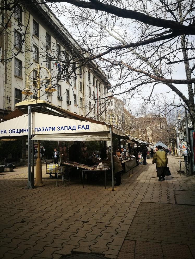 Travel Guide City Centre Sofia Bulgaria
