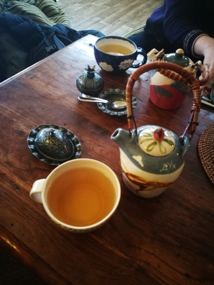 Foodie Travel Guide Veda Tea House Sofia Bulgaria