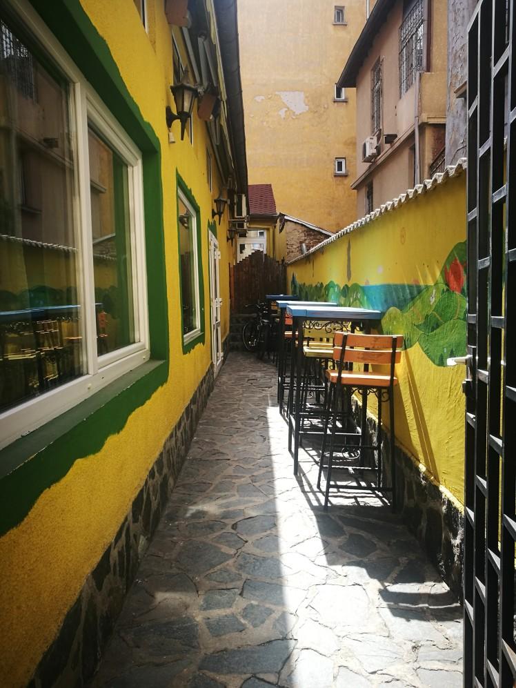 Foodie Travel Guide Veda Tea House Sofia Bulgaria