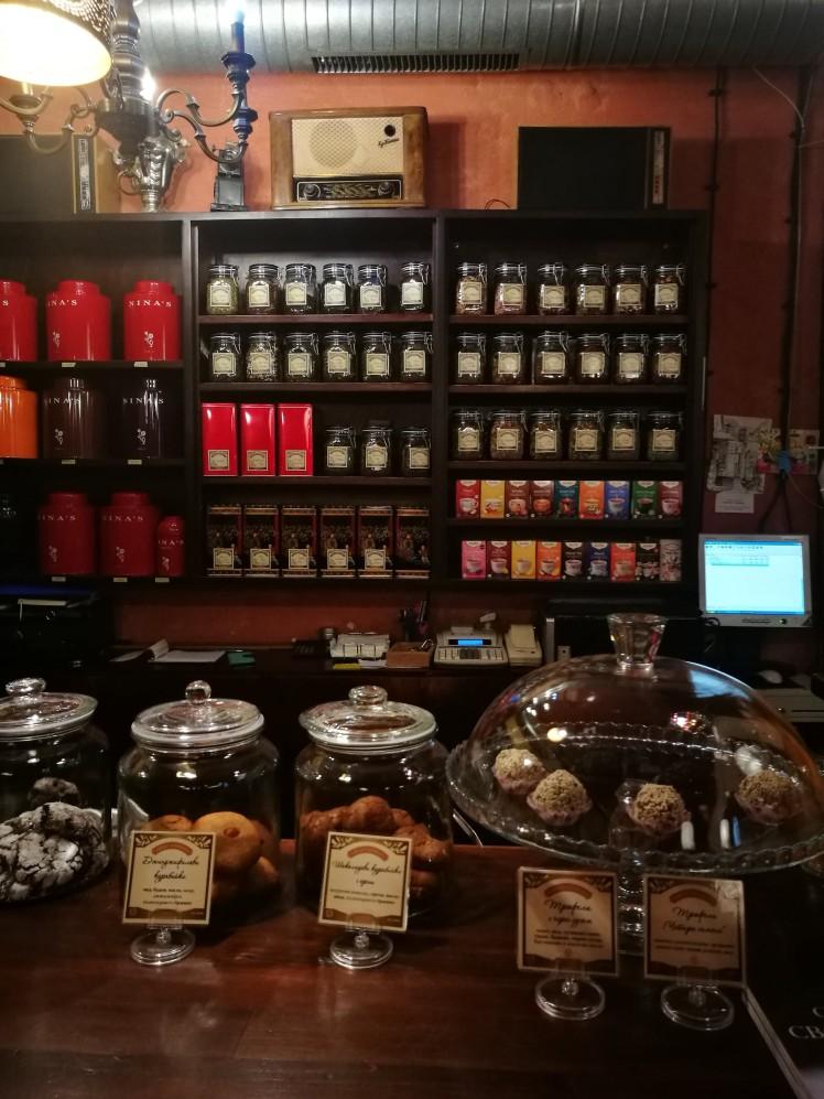 Foodie Travel Guide Tea House Sofia Bulgaria