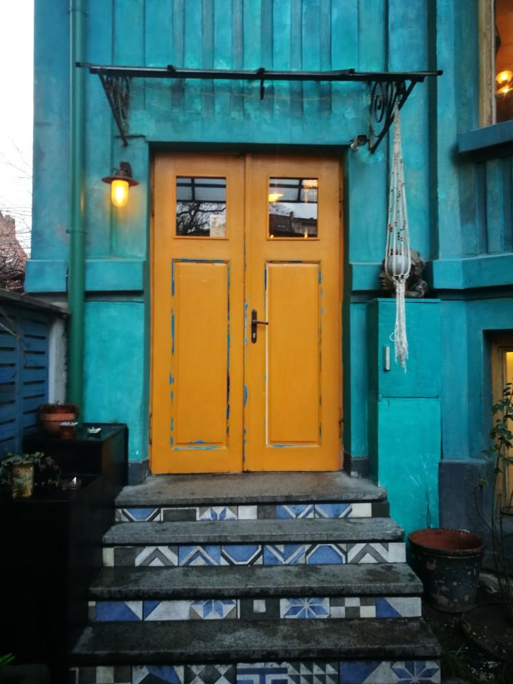 Foodie Travel Guide The Blue House Restaurant Sofia Bulgaria