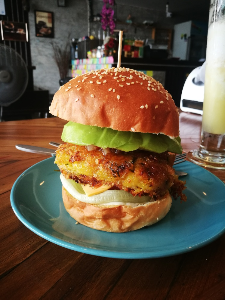 Chiang Mai Travel Guide Thailand Burger Food