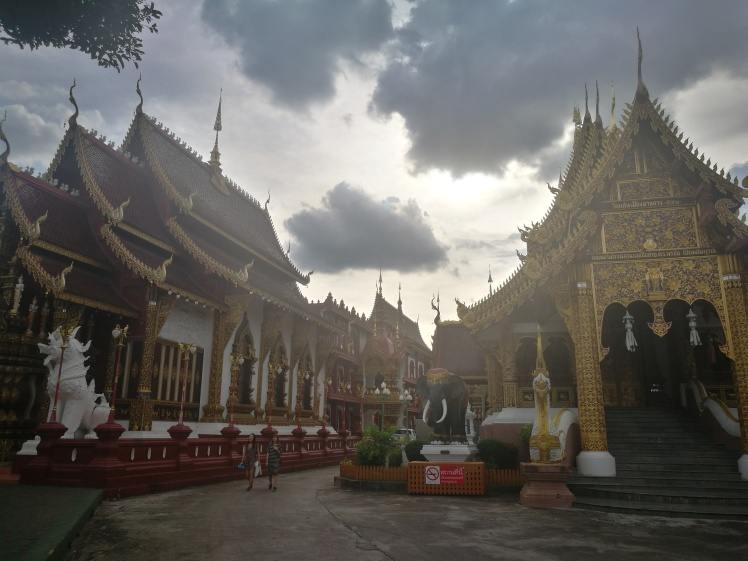 Travel Guide Chiang Mai City Thailand Temple