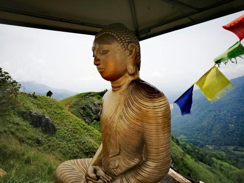 A travel guide to Sri Lanka Ella town Little Adam's Peak Mountain